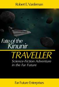 Fate of the Kinunir, a Traveller tie-in novel